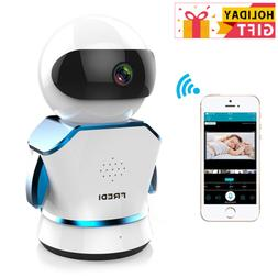 FREDI HD 1080P IP Camera WiFi IR Night Vision Baby Monitor C