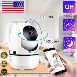 1080P Baby Monitor Home Audio Wireless Video Security WIFI C