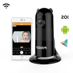 1080P Baby Monitor WIFI Camera Wireless IP Security Night Vi