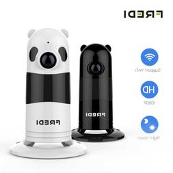 FREDI WIFI Camera 1080P Wireless IP Security Camera Baby Mon