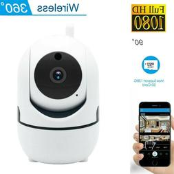 1080P HD Wireless Wifi Surveillance Camera Home Security Sys