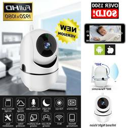 1080P Wireless IP Camera / Nanny Camera Indoor Home Smart Wi