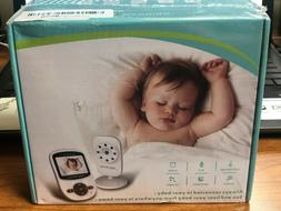Baby Monitor 2.4 GHZ Digital Wireless Video Model: SM24