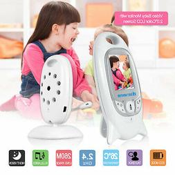 "Digital LCD Baby Monitor 2.0"" Night Vision Camera Two-way"