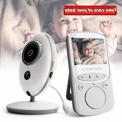 2-Way Talk Wireless Baby Monitor Night Vision Video Camera T