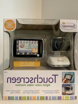 Summer Infant  Color Digital Video Baby Monitor New No Reser