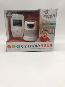 Summer Infant 29740 in View 2.0 Plus Color Video Baby Monito