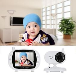 3.5 inch 2.4GHz Wireless TFT LCD Video Two Way Baby Monitor
