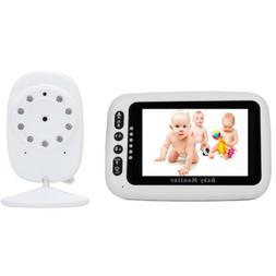 4.3 inch Wireless Baby Monitor LCD Display Video Security Ca