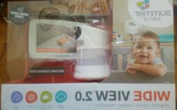 "Summer Infant 5"" Wide View 2.0™ Digital, video monitor, Fre"
