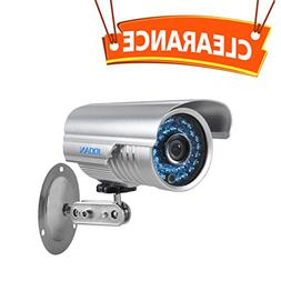 JOOAN Video Monitor Analog Camera Bullet Surveillance Camera