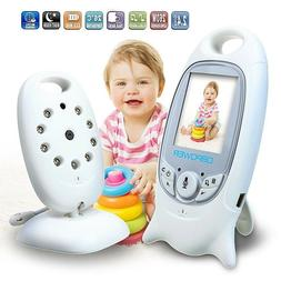 Baby Monitor video camera security Wireless DBPOWER, LED Tem