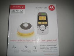 Motorola MBP161TIMER Digital Audio Baby Monitor with Baby Ca