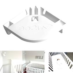 VuSee Corner | Universal Baby Monitor Shelf | Compatible wit