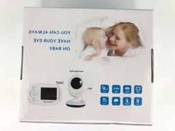 Wireless Digital Baby Monitor Security Video Camera Nanny 2W
