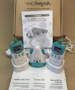Angelcare AC401-A Deluxe Plus Movement & Sound Baby Monitor