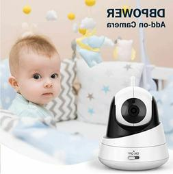 DBPOWER Add On Camera for Video Baby Monitor System BMO-X1
