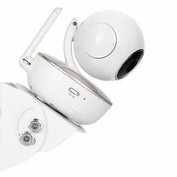 Adjustable Angle Wall Mount for Arlo Baby Monitor, Motorola