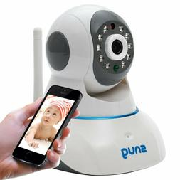 Snug Baby Monitor - WiFi Video Camera with Audio for iPhone/