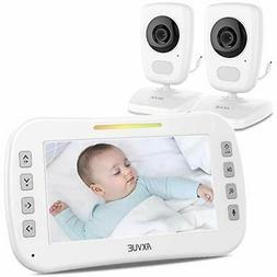 AXVUE Baby Monitor E632A with High Resolution Large Screen,