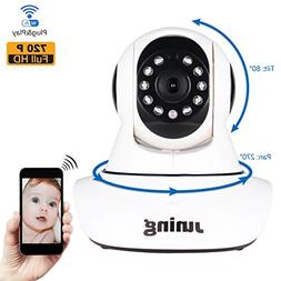 Baby Monitor Home Wifi Wireless Security Camera System 720P