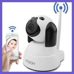 Baby Monitor IP Camera WiFi Surveillance Camera HD 720P Cute