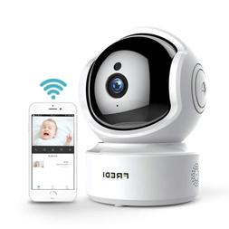 FREDI Baby Monitor Wireless 1080P Security Camera WiFi Home