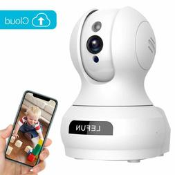Baby Monitor, Lefun Wireless Ip Security Camera Nanny Cam Wi