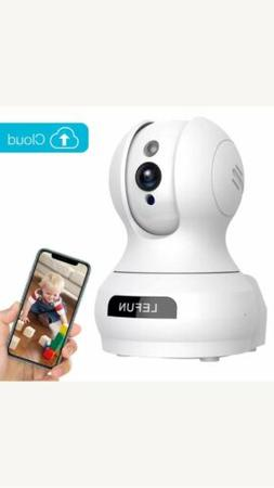 Baby Monitor, LeFun Wireless IP Security Camera WiFi Surveil