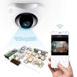 FREDI 1080P HD Baby Monitor Wireless WIFI IP Security Camera