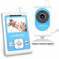 Baby Monitor with Video Recording Camera &Motion Detecti
