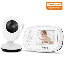 Bable Baby Monitor X1-Plus with Delay-Free Technology and TF