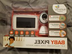 "Summer Infant Baby Pixel 5"" Touchscreen Color Video Camera"