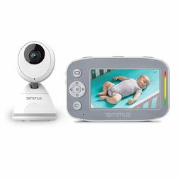 Baby Pixel Cadet Video Monitor with 4.3-Inch Color Display,