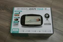 Summer Infant Baby Pixel Zoom HD 5.0 Inch High Definition Co