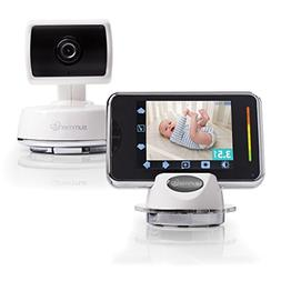 "Summer Infant Baby Touch 3.5"" Pan/Scan/Zoom Video Baby Monit"