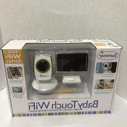 Summer Infant Baby Touch Wifi Video Monitor & Internet Viewi