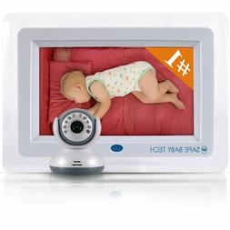 best wireless video baby monitor with night