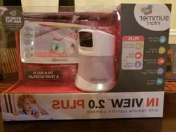 Brand New In Box Summer In View Infant 2.0 Plus Color Video