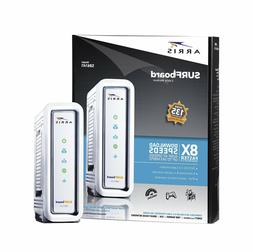 Brand new Motorola SurfBoard SB6141 DOCSIS 3.0 Cable Modem -