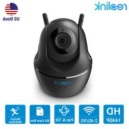 Reolink C1 Pro HD 4MP WiFi Camera 1440P 2-way Audio Baby Mon