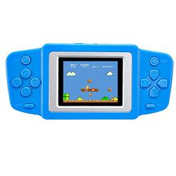 ZHISHAN Retro Handheld Game Console for Kids with Built in 2
