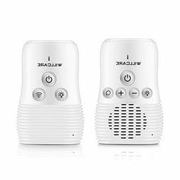 Willcare DBM-8 Baby Monitor Two-Way Audio, Smooth Night Ligh
