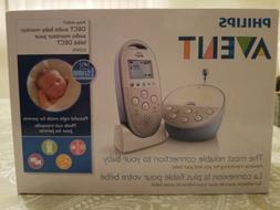 Philips Avent DECT Audio Baby Monitor SCD570, BRAND NEW