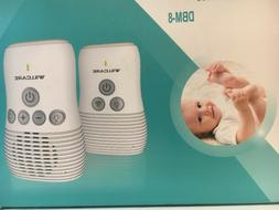 Willcare Digital Audio Baby Monitor Noise Reducing Microphon