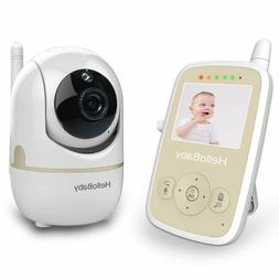 Hellobaby Digital Video Baby Monitor HB248 - Gold Color - NE