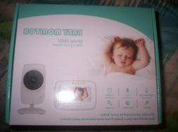 Baby Monitor Digital Wireless Video Model: SM32 NEW 3.2 scre