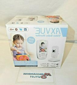 "AXVUE E660 Video Baby Monitor with 2.8"" LCD and Night Visi"