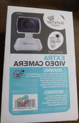 Summer Infant Extra Camera for Baby Secure Pan/Scan/Zoom Vid