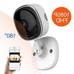 HD 1080P Fisheye IP Camera Wireless WiFi Mini Network Camara